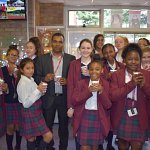 Soup & Roll with Mr Ravi - School Chaplain
