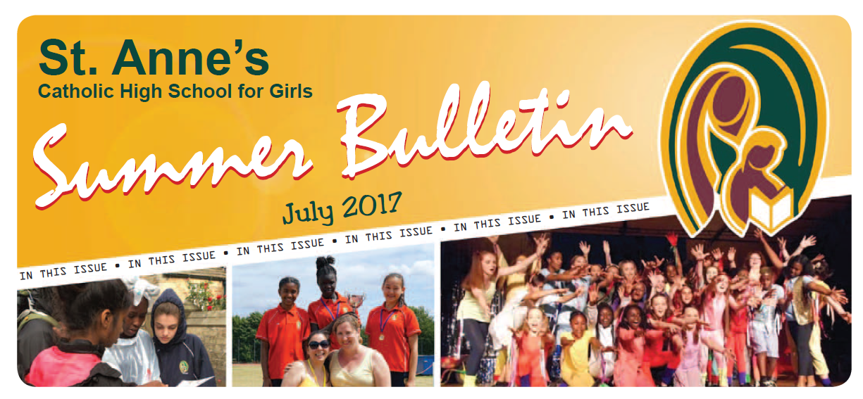 Summer Bulletin July 2017
